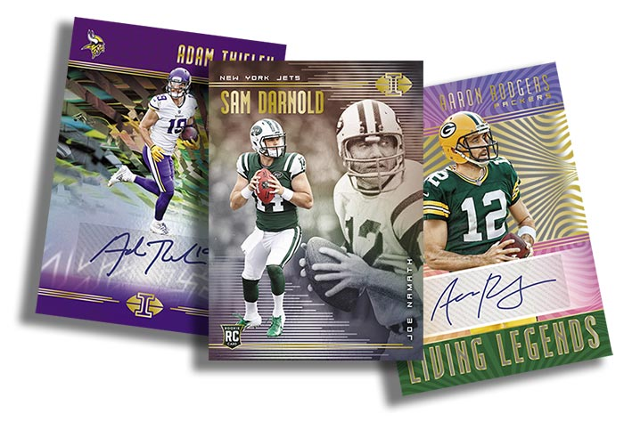 2018 Panini Illusions Football