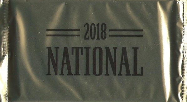 2018 Panini National Convention VIP Gold Packs