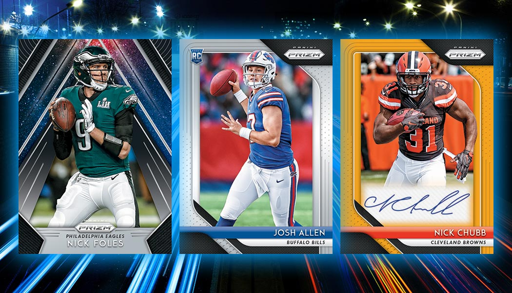 60ca73df14e 2018 Panini Prizm Football Checklist, Team Set Lists, Release Date