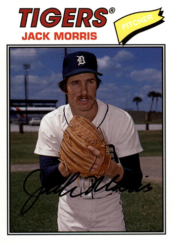 2018 Topps Archives Baseball 194 Jack Morris