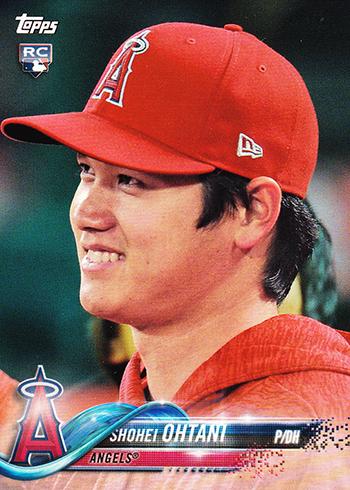 2018 Topps New Era Baseball Shohei Ohtani