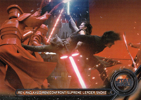 2018 Topps Star Wars Galactic Files Galactic Moments