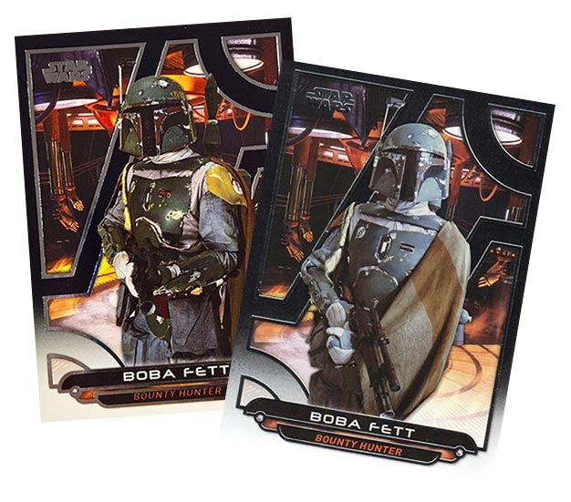 2018 Topps Star Wars Galactic Files Variations
