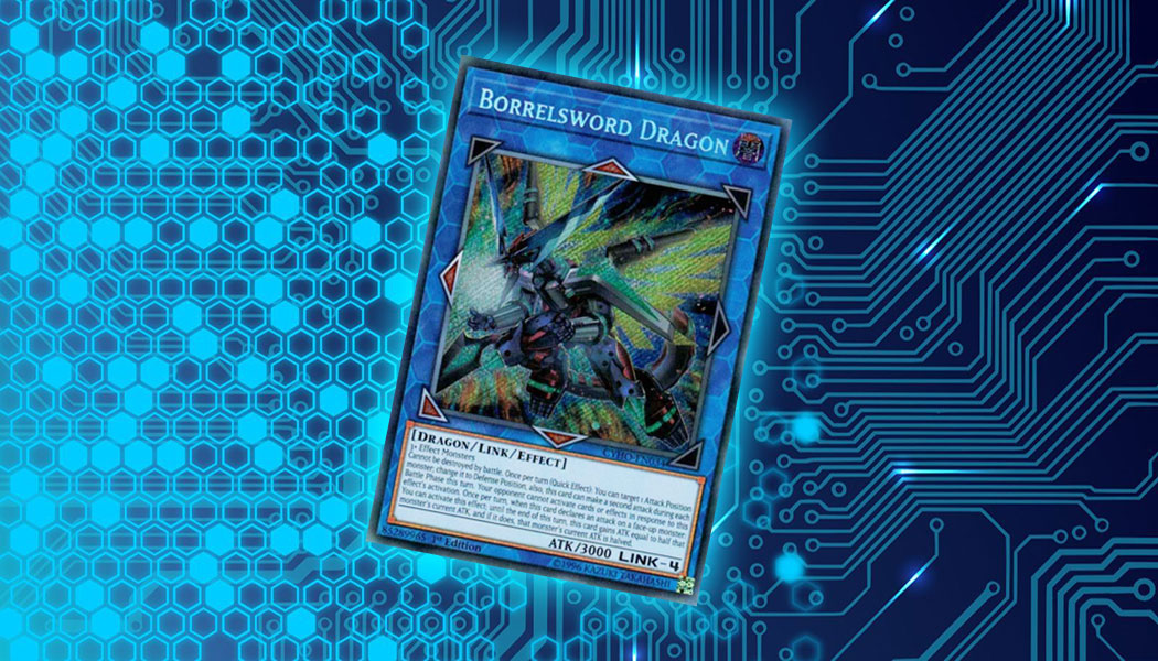 Top 5 Yu-Gi-Oh! Cybernetic Horizon Cards