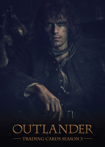 Cryptozoic Entertainment Outlander Season 3 P4