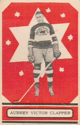 1933-34 O-Pee-Chee Hockey Dit Clapper