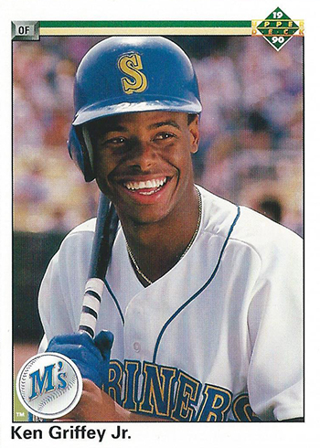 1990 Upper Deck Ken Griffey Jr