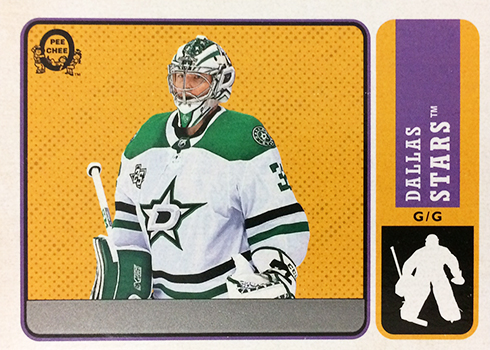 2018-19 O-Pee-Chee Hockey Retro Scratch-Offs