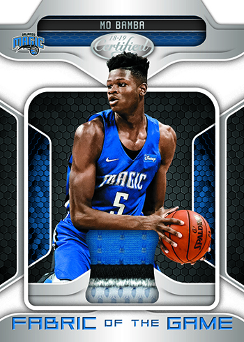 Every pack of 2018-19 Panini Certified Basketball has a regular insert.  These include Gold Team c52abd34e