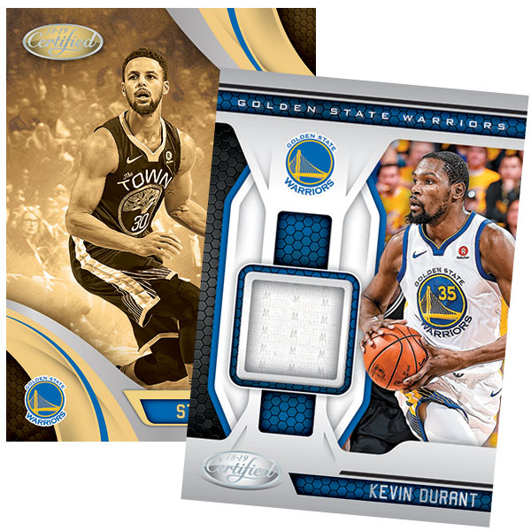 2018-19 Panini Certified Basketball definitely has its eyes on autographs  and memorabilia b0fc75b96