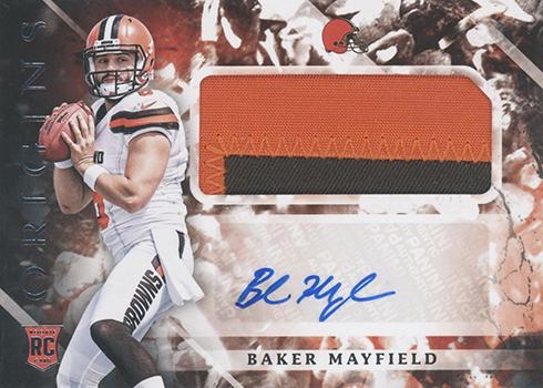 2018 Panini Origins Baker Mayfield RC
