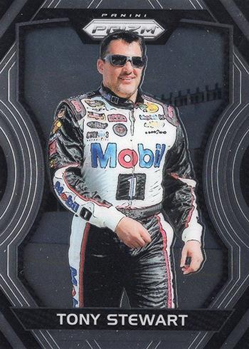 2018 Panini Prizm Racing 2 Tony Stewart