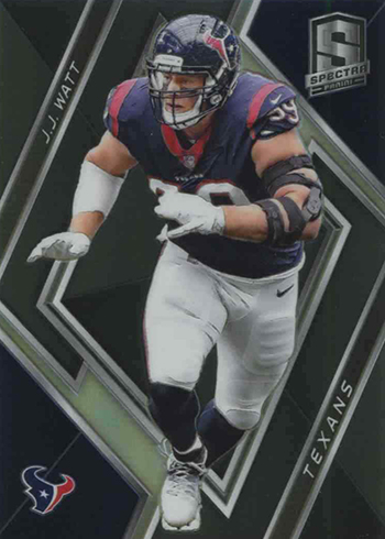 2018 Panini Spectra Football JJ Watt