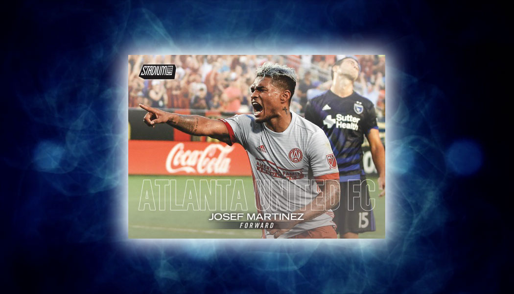 Verzamelkaarten, ruilkaarten Verzamelkaarten: sport 2018 Stadium Club MLS Special Forces Members Only Juan Agudelo New England /50