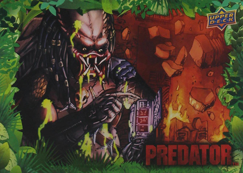 2018 Upper Deck Predator 2 Last Resort