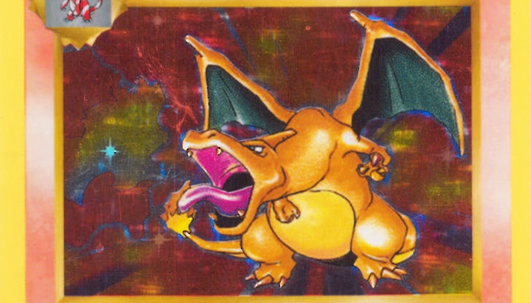 Pokemon 1st Edition Charizard Shadowless Holo Sells for