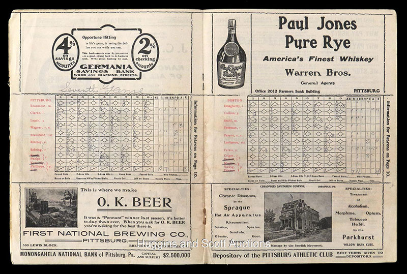 1903-World-Series-Program-November-2018-Scorecard-800