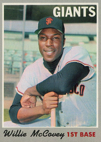 1970 Topps Willie McCovey