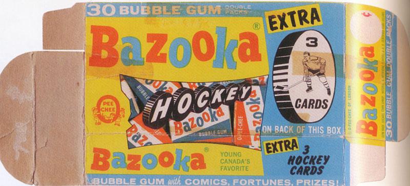 1971-72-Bazooka-Hockey-Box
