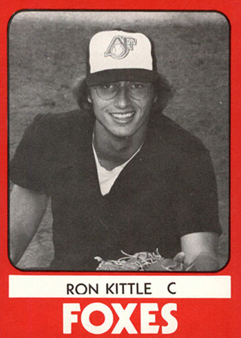 Ron Kittle Enjoys Being Part of the Hobby - Beckett News