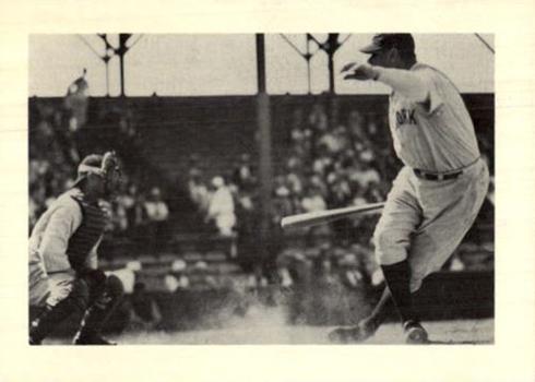 1980 Franchise Babe Ruth 58 Big Swing