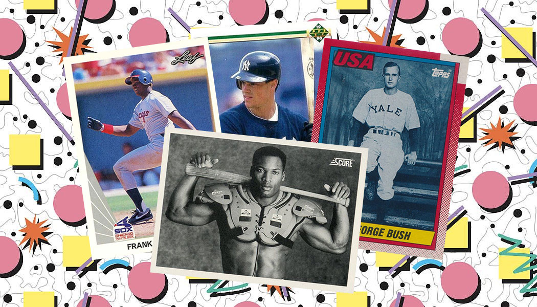 Top 10 Baseball Cards Of 1990 That Made History Shaped A