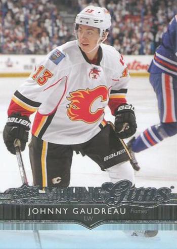 2014-15 Upper Deck Johnny Gaudreau RC