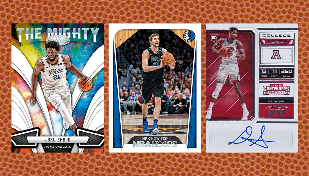 2018 19 Basketball Cards Release Dates Checklists And Set