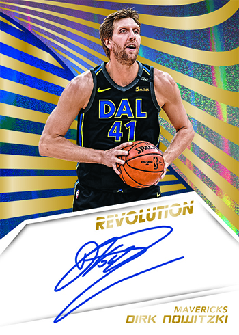 2018-19 Panini Revolution Basketball Autographs