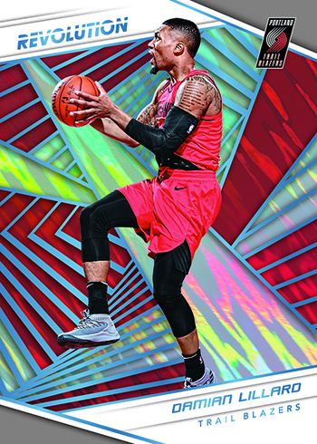2018-19 Panini Revolution Basketball marks four years since the former  Pacific brand was brought back for a reboot. Its essence remains the same.  Revolution ... 5bf33e028