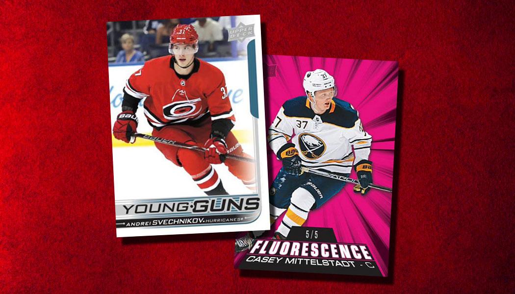2018-19 Upper Deck 493 Young Guns Dan Vladar Boston Bruins RC Rookie Hockey Card