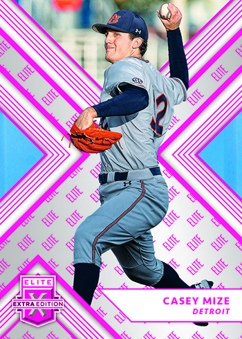 2018 Panini Elite Extra Edition Baseball Base