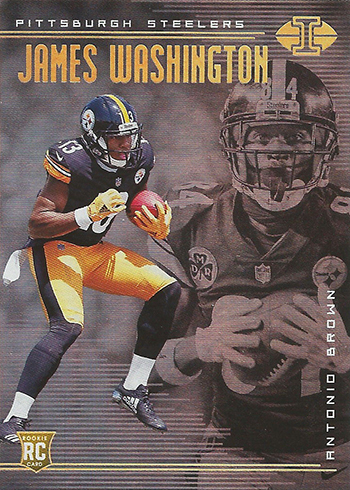 2018 Panini Illusions James Washington