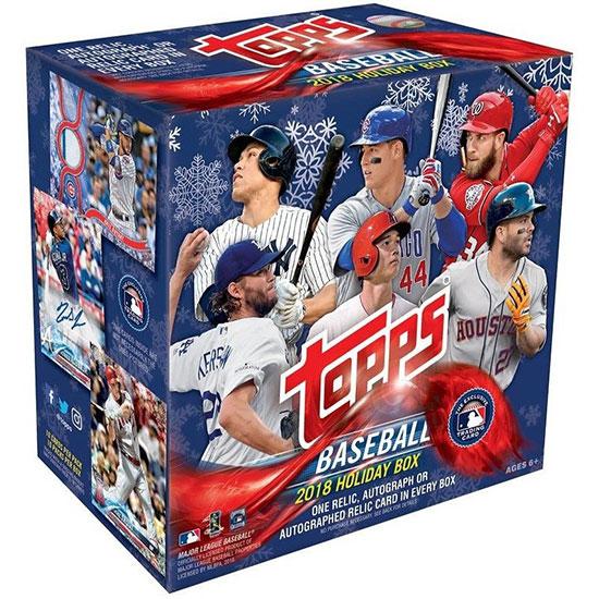 2018-Topps-Walmart-Holiday-Snowflake Box
