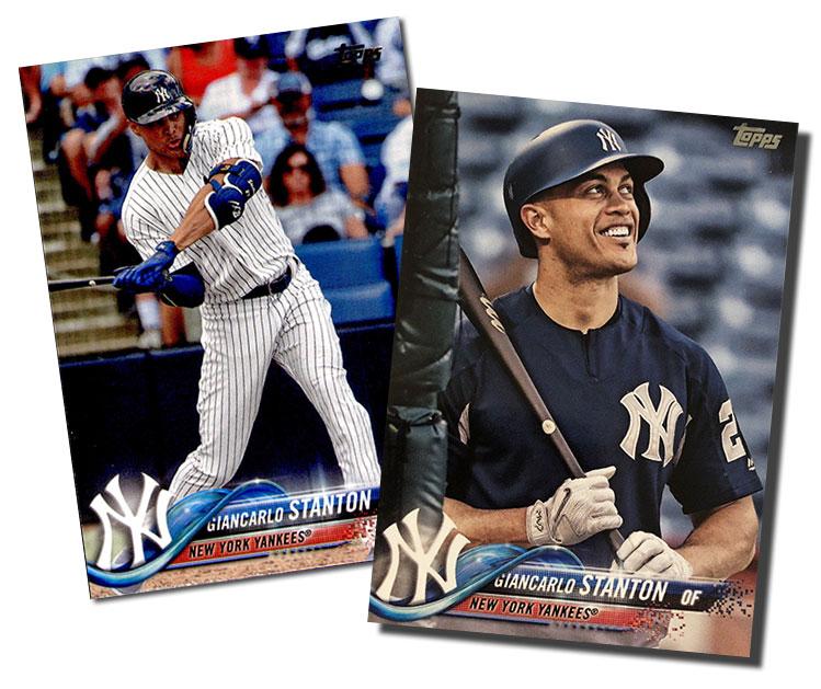 2018 Topps Update Series Baseball Variations Checklist Ssp