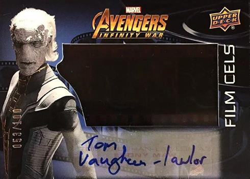 2018 Upper Deck Marvel Avengers Infinity War Road to Infinity War RTW20