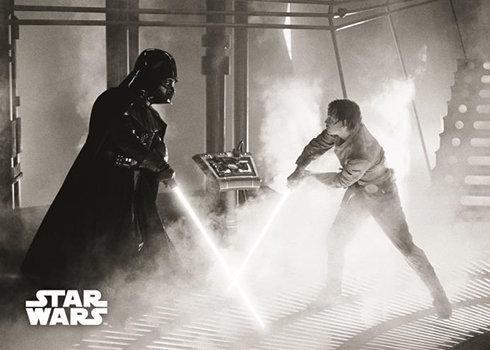 2019 Topps Star Wars Empire Strikes Back Black and White Base