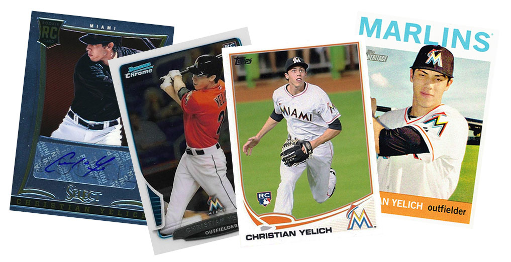 Christian Yelich Rookie Card