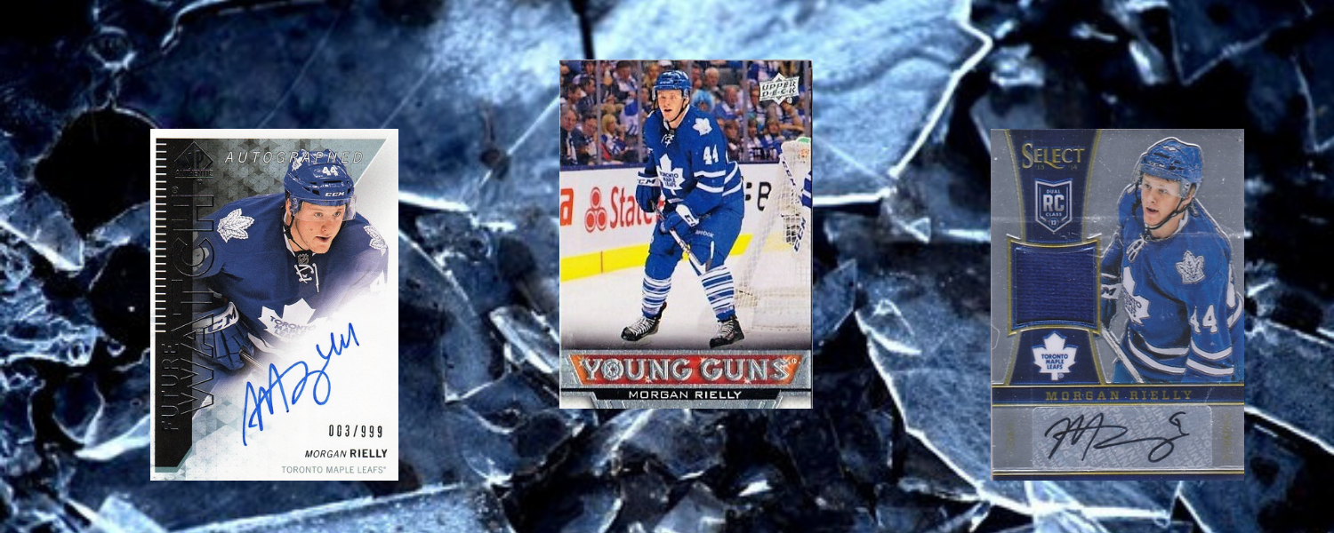 on sale 62d57 b428e Three Morgan Rielly Cards to Grab: Beckett Pricing Insider ...