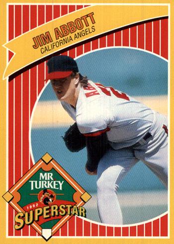 1992 Mr Turkey Superstars 1 Jim Abbott