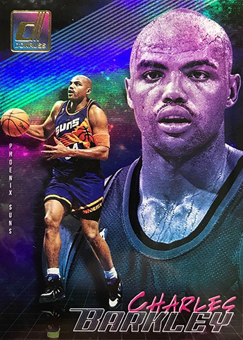 2018-19 Donruss Basketball Charles Barkley SP SP2