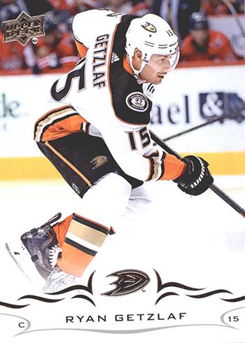 2018-19 Upper Deck Series 1 Hockey 2 Ryan Getzlaf