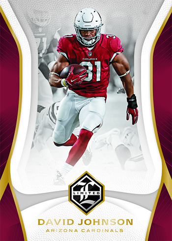 2018 Panini Limited Football Base