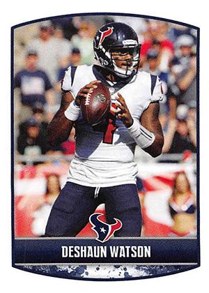 2018 Panini NFL Stickers Deshaun Watson ef0eecce7