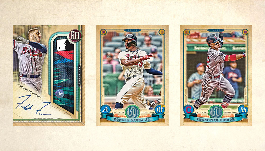 2019 Topps Gypsy Queen Baseball Cards Checklist Team Set Lists Info