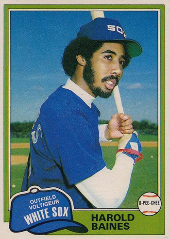 Harold Baines Rookie Card And Minor League Cards Guide
