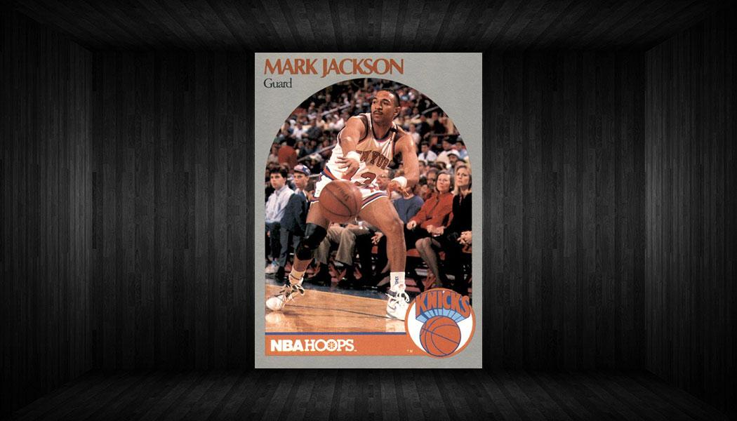 Ebay Pulling 1990 91 Hoops Mark Jackson Menendez