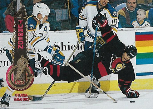1994-95 Pinnalce Sylvain Turgeon