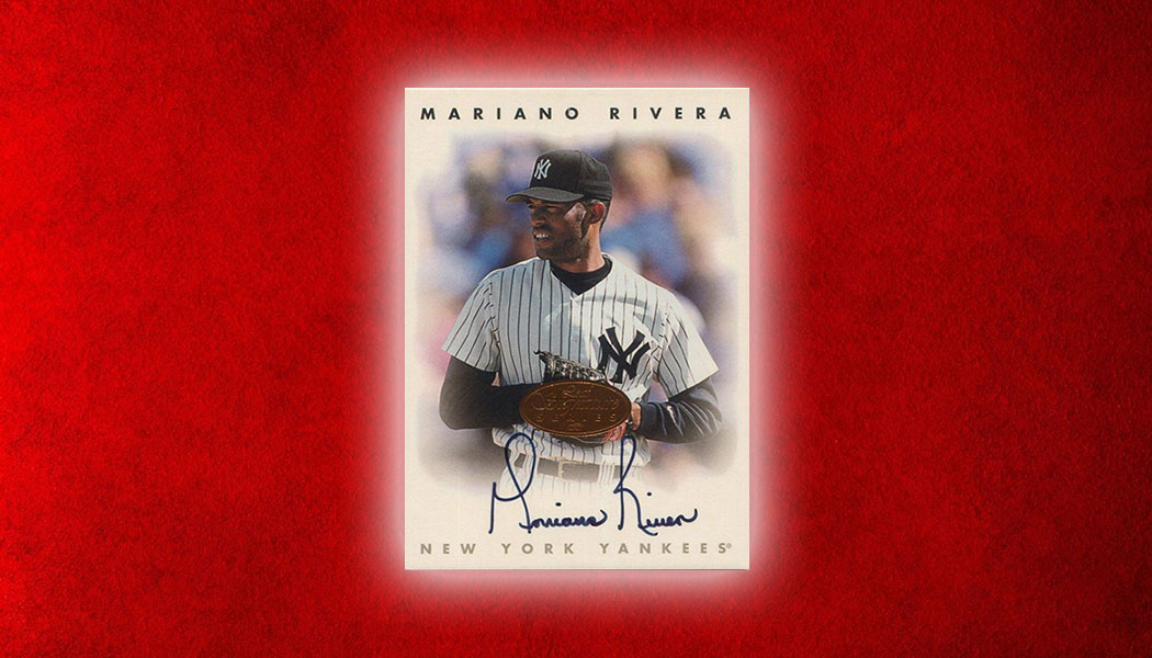 Hall Of Fame Worthy Mariano Rivera Cards Beckett Pricing