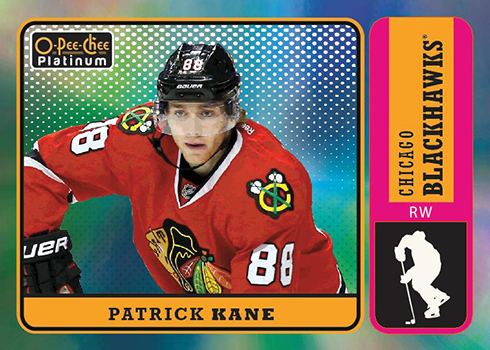 2018-19 O-Pee-Chee Platinum Hockey Retro